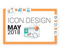 UI Icon Design 2018