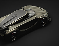 ADON Vangelion | 3D car render
