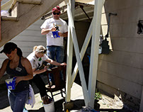 Volunteering -National Rebuild Day San Francisco