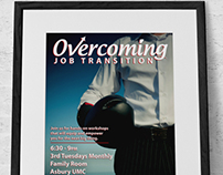 Asbury UMC | OJT Ministry Promotional Poster