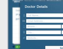 Web Doc App - Concept