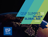 QSP Summit´16 : The New Global Age