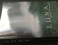 Luna Novel Layout/Cover Design