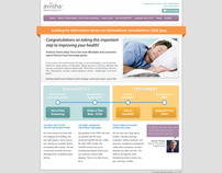 Sleep Apnea Patient Microsite