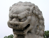 Lions of China