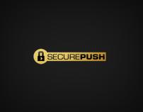 Securepush app design