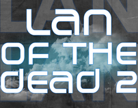 Lan of the dead 2 Poster