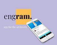 Engram - UX/UI Project