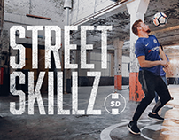 Sports Direct Football | Street Skillz