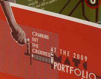 MATC 2009 Portfolio Show Invite