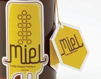 Miel Logo & Hangtag