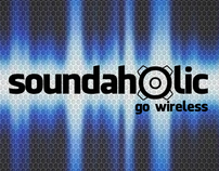 Soundaholic Wireless Speaker System