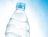 """Mineral water """"Saida"""""""