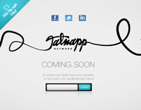 Talnapp Landing Page