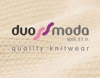 Logo and branding DUO MODA