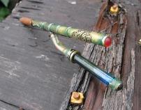 Handmade Nautical Quill Pen - Captain Nemo