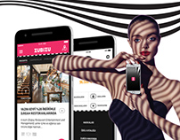 ZUBİZU - IOS, Android, Web Design