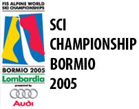 SCI CHAMPIONSHIP BORMIO 2005