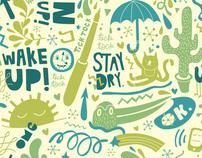 Stay Dry Pattern