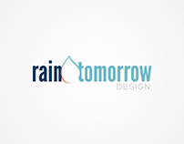 Rain Tomorrow Website Design