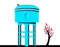 Water Factory - App concept