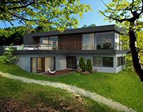 Villa in Norway