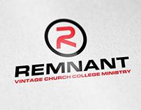 Remnant Logo Mockup