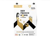 Wintertheater Amriswil – Corporate Design