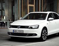 "Volkswagen / ""Jetta Hybrid - Inspiration"""