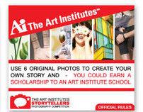 Art Institute Banner Design