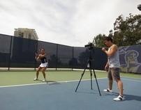 MOTOROLA MOTOACTV™ at UC San Diego: Tennis