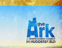 Ark Church Christmas 2011 - Promotional Material