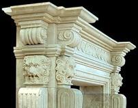Classic chimneys/ KAMIN
