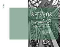 Sistemas de Construcción y Estimación: RETO 03