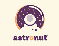 Astronut® Donuts from outer space