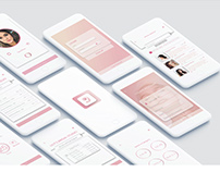 Glamdex - App Design