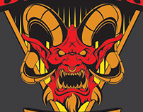 Logo Diablo Tattoo