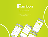 Zambon Sales App