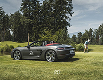 Porsche 718 Boxster - Hole in One