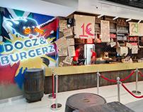 Dogz&Burgerz street food cafe