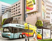 Advertising agency «Media Voice»