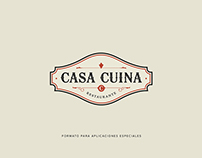 BRANDING: CASA CUINA