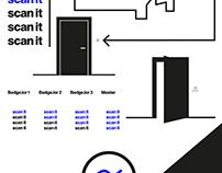 Graphic Design Campus Identity