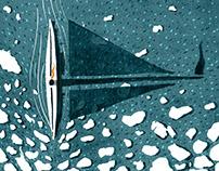 Editorial - Amyr Klink Sea Travels