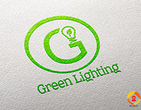 Logo Green Lighting