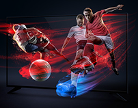 PPTV-Sports 2018 launch campaign