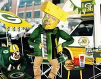 McDonald's / Packers Guy