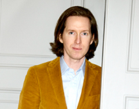 Wes Anderson feature, NYLON Guys