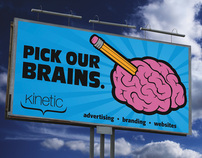 Kinetic Self Promo – Billboard