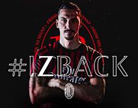 #IZBACK